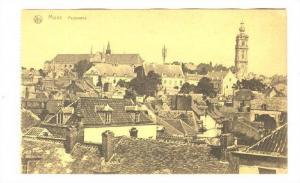 Mons, BELGIUM , Panorama , 00-10s