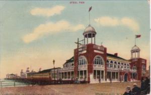 New Jersey Atlantic City The Steel Pier 1910