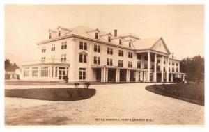 New Hampshire  North Conway, Hotel Randall, RPC