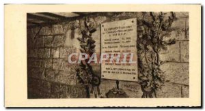 Old Postcard Fort Douaumont Casemate Rely or the bodies of the killed by hunt...