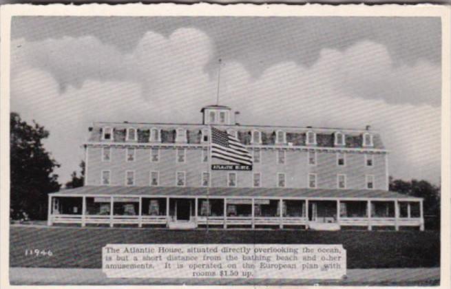 The Atlantic House Dexter Press