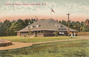 Canobie Lake Park, New Hampshire , 1908 ; House of Mirth