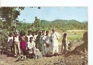 Postal 020180 : Mision de Cuttack - india