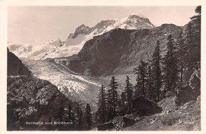 Hermetje und Breithorn Switzerland Unused
