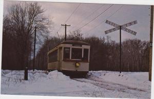 3260 Trolley no.2056  built 1927