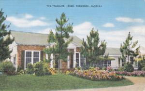 THEODORE, Alabama, 1930-1940's; The Treasure House