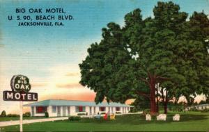 Florida Jacksonville Big Oak Motel
