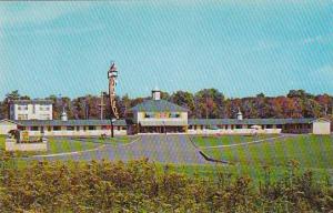 Canada Quebec Ste Foy Motel Du Pont
