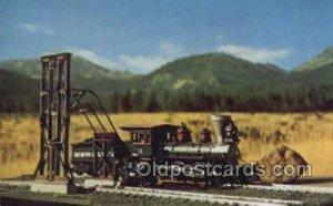 Robertson Cinder Conveyor, USA Train, Trains, Locomotive  Unused