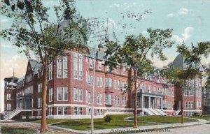 Maine Lewiston Sisters Hospital 1910