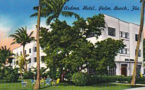 Ardma Hotel Palm Beach Florida