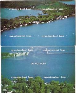 3 - Aerial Views, Sodus Bay & Point NY