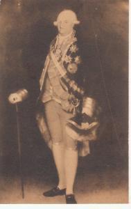 King Carlos IV portrait Goya art postcard