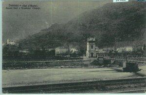 97510  - CARTOLINA d'Epoca -  AOSTA provincia  - DONNAZ  Clopey 1915