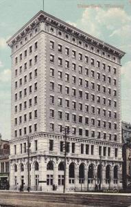 Exterior, Union Bank, Winnipeg, Canada,00-10s