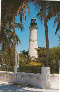 Florida Key West Lighthouse 1966