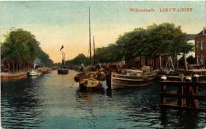 CPA LEEUWARDEN Willemskade NETHERLANDS (604619)