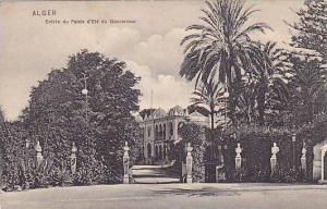 ALGER, Entree du Palais d'Ete du Gouverneur, Algeria, 00-10s