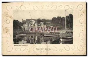 Postcard Old Sablettes Tamaris