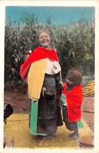 Costumbres Indigene Otavalo Ecuador, Republica del Ecuador Unused