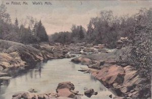 Maine Abbot Works Mill
