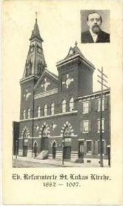 Eh. Reformierte St. Lukas Kirche 1882-1907, Slovakia, 1900-1910s
