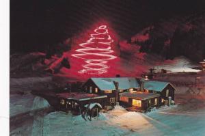 Sunshine Village, Banff, Alberta, Canada, 60-70s