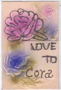 Love to Cora