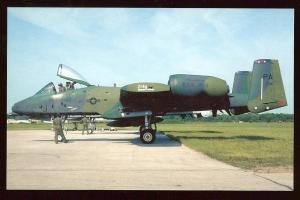 A-10A Warthog unused photo