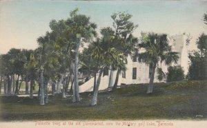BERMUDA , 1900-10s ; Old Slavemarket , now the military golf links