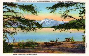 YELLOWSTONE NATIONAL PARK, MATTE SERIES