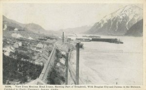 TREADWELL , Alaska , 1900-10s ; From MEXICAN (Mine) Head Frame