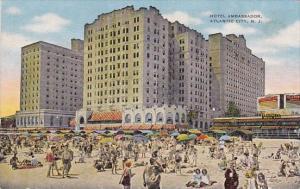Hotel Ambassador Atlantic City New Jersey