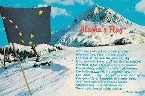 Flag, Alaska , 1950-70s