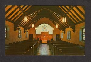 KS Wesley Chapel Medical Center Hospital Wichita Kansas Postcard