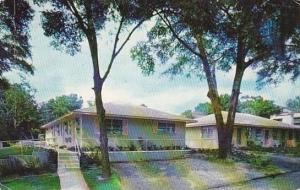 Florida Mount Dora The Town House Apartments