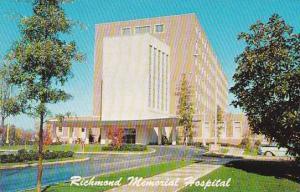Virginia Richmond Memorial Hospital