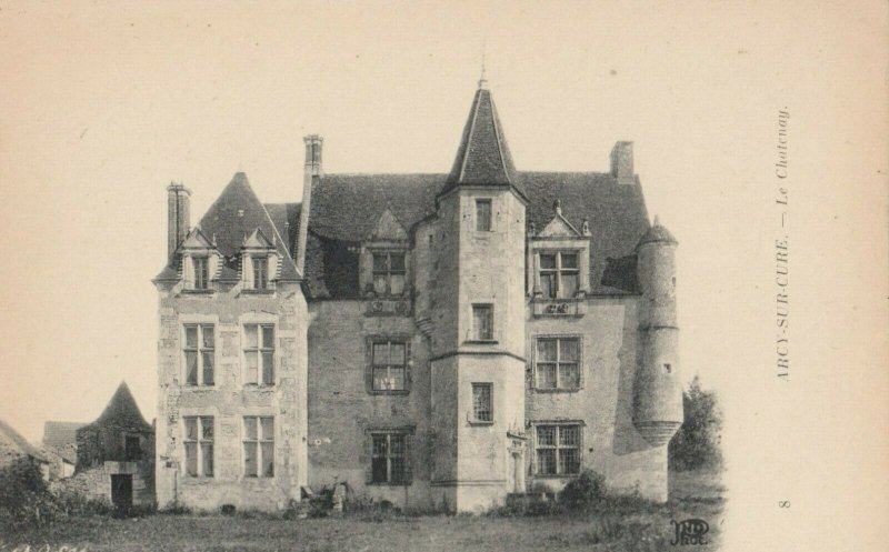 ARCY-SUR-CURE , France, 1901-07 ; Le Chatenay