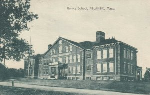 ATLANTIC , Massachusetts, 1910 ; Quincy School