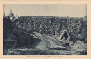 Tunisia Carthage Tombeaux Puniques