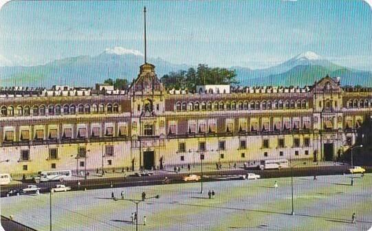 Mexico National Palace Mexico City