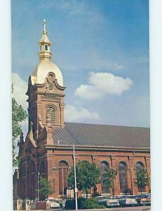 Unused Pre-1980 CHURCH SCENE Kansas City Missouri MO A7646