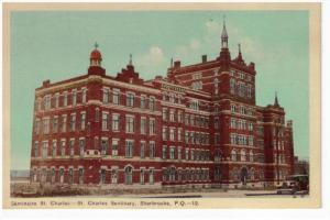 St Charles Seminary , SHERBROOKE, Quebec , Canada , 30-40s