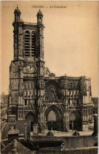 CPA Troyes- Cathedrale FRANCE (1007726)