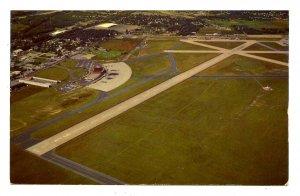 RI - Warwick. Theodore Francis Green State Airport