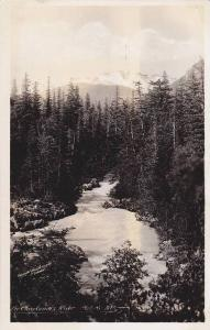 RP: The Cheakamus river , B.C. , Canada , 30-40s