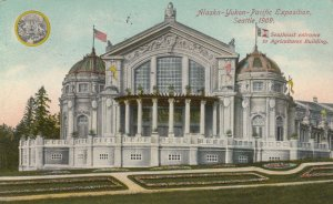 SEATTLE , Washington , PU-1910 ; AYPE , SE end of Ag. Building