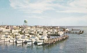 OCEAN CITY , Maryland , 50-60s; Fishing Fleet