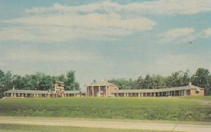 THOMASVILLE, North Carolina; Sheraton Motor Inn & Rsetaurant, 1940-60s