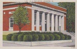 Virginia Lexington U S Post Office